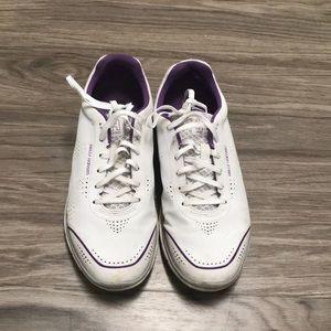 Helly Hansen white sneakers